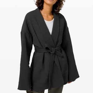 NWT Lululemon Serene Travels Wrap Jacket 4 $148